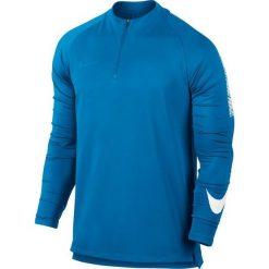 Nike Męska koszulka piłkarska Dry Squad Drill kolor niebieski rozmiar M (859197 481). Niebieskie t-shirty męskie marki Nike, m, do piłki nożnej. Za 154,45 zł.