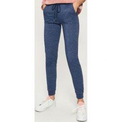 Spodnie dresowe damskie: Spodnie dresowe - Niebieski