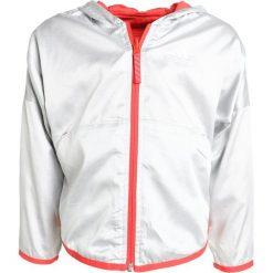 Adidas Performance REV HOODIE Kurtka sportowa silver/brired/white. Szare kurtki dziewczęce sportowe marki bonprix. Za 179,00 zł.