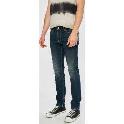 DC - Jeansy Worker. Niebieskie jeansy męskie slim marki DC. W wyprzedaży za 249,90 zł.