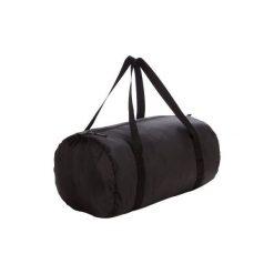 Torba Fitness Kardio 30L Składana. Czarne torby podróżne marki DOMYOS, z materiału, duże. Za 19,99 zł.