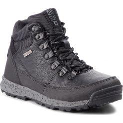 Trekkingi BIG STAR - BB274636 Black. Czarne buty zimowe damskie BIG STAR, z materiału. Za 179,00 zł.