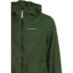 Icepeak TARE  Kurtka przeciwdeszczowa green. Zielone kurtki dziewczęce przeciwdeszczowe Icepeak, z materiału. Za 249,00 zł.