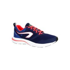Buty do biegania RUN ONE ACTIVE damskie. Niebieskie buty do biegania damskie marki KALENJI, z gumy. W wyprzedaży za 79,99 zł.