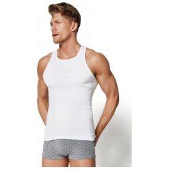 T-shirty męskie: Esotiq & henderson Koszulka Męska 1480 Biały r. 2XL