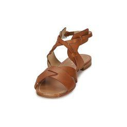 Sandały Etro  3947. Brązowe sandały damskie Etro. Za 1483,30 zł.