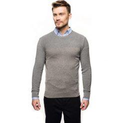 Sweter ciliant półgolf szary. Czerwone swetry klasyczne męskie marki Recman, m, z długim rękawem. Za 189,00 zł.