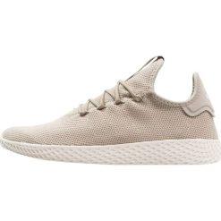 Adidas Originals PW TENNIS HU Tenisówki i Trampki tech beige/chalk white. Zielone tenisówki damskie marki adidas Originals, z materiału. Za 449,00 zł.