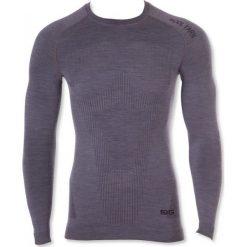 Odzież termoaktywna męska: GATTA Koszulka męska termoaktywna Wool GREY r. XXL