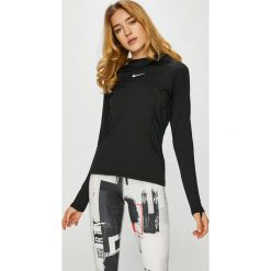 Nike - Bluza. Szare bluzy z kapturem damskie Nike, m, z dzianiny. Za 239,90 zł.