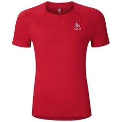 Odlo Koszulka męska T-shirt s/s CRIO czerwona r. L. Czerwone koszulki sportowe męskie marki Odlo, l. Za 108,84 zł.