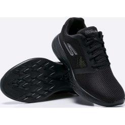 Skechers - Buty 55061.BBK. Czarne halówki męskie marki Asics, do piłki nożnej. W wyprzedaży za 229,90 zł.