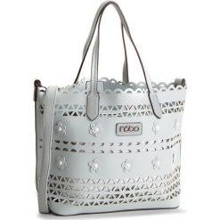 Torebka NOBO - NBAG-E2730-C012 Niebieski. Niebieskie torebki klasyczne damskie marki Nobo, ze skóry ekologicznej. W wyprzedaży za 139,00 zł.