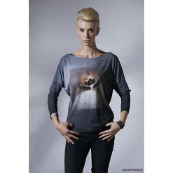 Eco girl bluzka Unicorno. Zielone t-shirty dziewczęce Pakamera. Za 149,00 zł.