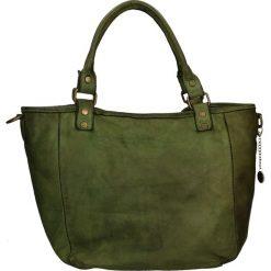 Torba - 4-LAV52-O VER. Żółte torebki klasyczne damskie Venezia, ze skóry. Za 499,00 zł.