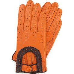 Rękawiczki damskie 46-6L-292-6. Brązowe rękawiczki damskie marki Wittchen. Za 99,00 zł.