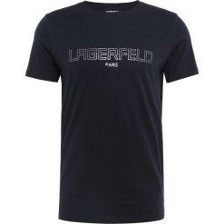 T-shirty męskie: LAGERFELD Tshirt z nadrukiem blau