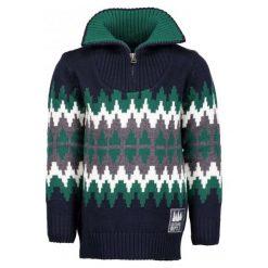 Blue Seven Wzorzysty Sweter Chłopięcy, 122, Niebieski. Niebieskie swetry chłopięce Blue Seven. Za 95,00 zł.