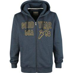 Bluzy męskie: GoodYear Hotchkiss Bluza z kapturem odcienie granatowego