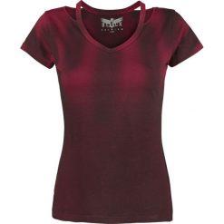 Black Premium by EMP Shades Of Truth Koszulka damska bordowy. Czarne bluzki z odkrytymi ramionami marki Black Premium by EMP, xl, z poliesteru. Za 79,90 zł.