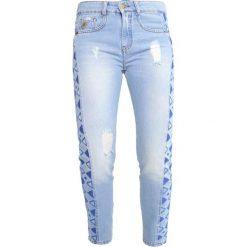 LOIS Jeans BELINDA Jeansy Slim Fit double stone. Szare jeansy damskie marki LOIS Jeans, z bawełny. W wyprzedaży za 412,30 zł.