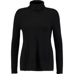 Swetry klasyczne damskie: American Vintage LOBAISLAND Sweter black