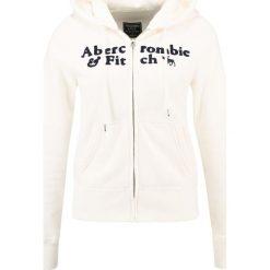 Bluzy rozpinane damskie: Abercrombie & Fitch Bluza rozpinana white