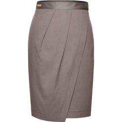 Spódniczki: Spódnica w kolorze brązowym