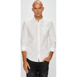 Pepe Jeans - Koszula Ridleys I. Szare koszule męskie jeansowe Pepe Jeans, l, z klasycznym kołnierzykiem, z długim rękawem. Za 279,90 zł.
