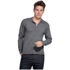 William De Faye Sweter Męski M Szary. Niebieskie swetry klasyczne męskie marki Oakley, na lato, z bawełny, eleganckie. Za 259,00 zł.