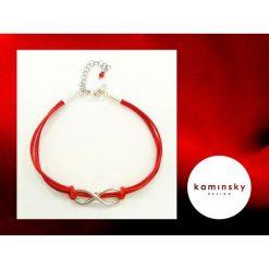 Bransoletki damskie: Kaminsky design – Bransoletka – Infinity