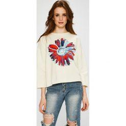 Andy Warhol by Pepe Jeans - Bluza. Szare bluzy rozpinane damskie Andy Warhol by Pepe Jeans, m, z nadrukiem, z bawełny, bez kaptura. W wyprzedaży za 219,90 zł.