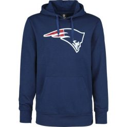 Bejsbolówki męskie: NFL New England Patriots Bluza z kapturem niebieski