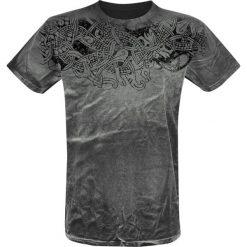 Outer Vision Thunderstorm T-Shirt szary. Szare t-shirty męskie z nadrukiem Outer Vision, m, z dekoltem na plecach. Za 121,90 zł.