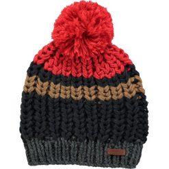 Barts - Czapka Colton. Brązowe czapki zimowe męskie marki Barts, na zimę. W wyprzedaży za 89,90 zł.
