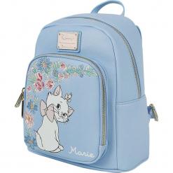 Aristocats Loungefly - Marie Plecak niebieski. Niebieskie plecaki damskie Aristocats, z aplikacjami. Za 284,90 zł.