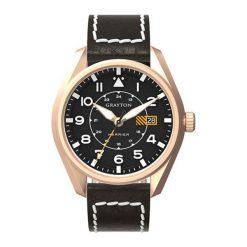 """Zegarki męskie: Zegarek """"GR-0014-005.3"""" w kolorze czarnym"""
