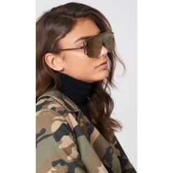 Okulary przeciwsłoneczne damskie: Le Specs Okulary przeciwsłoneczne Elysium – Copper