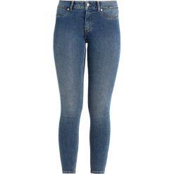 Cheap Monday MID SPRAY Jeans Skinny Fit blue sand. Niebieskie rurki damskie Cheap Monday. Za 209,00 zł.