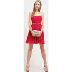 Sukienki hiszpanki: Laona Sukienka koktajlowa cherry pink