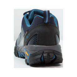 CMP TAURI SHOE WP Obuwie hikingowe black/blue. Niebieskie buty skate męskie marki CMP, z gumy, outdoorowe. Za 419,00 zł.