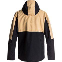Quiksilver TR AMBITION JK M SNJT Kurtka snowboardowa black. Niebieskie kurtki trekkingowe męskie marki Quiksilver, l. W wyprzedaży za 775,20 zł.