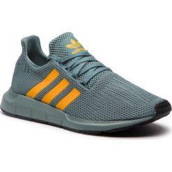 Buty sportowe męskie: Buty adidas - Swift Run D96643  Rawgrn/Reagol/Cblack