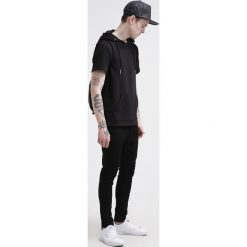 Spodnie męskie: Criminal Damage Jeansy Slim Fit black