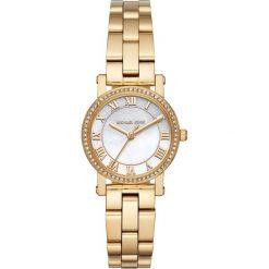 Zegarek MICHAEL KORS - Petite Norie MK3682 Gold/Gold. Żółte zegarki damskie Michael Kors. W wyprzedaży za 809,00 zł.