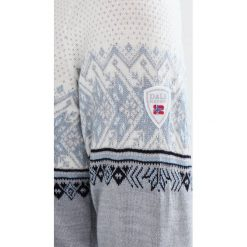 Swetry klasyczne damskie: Dale of Norway HOVDEN Sweter grey/ice blue/navy/off white