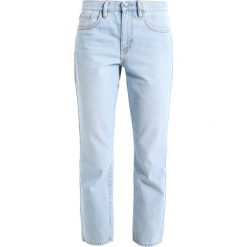 Odzież damska: Vans STRAIGHT LEG Jeansy Relaxed Fit tidal blue