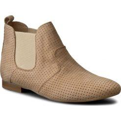 Sztyblety SERGIO BARDI - Bassilla FS127213717AF 403. Brązowe buty zimowe damskie Sergio Bardi, z gumy, eleganckie, na obcasie. W wyprzedaży za 189,00 zł.