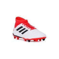 Buty do piłki nożnej adidas  PREDATOR 18.3 FG. Szare buty skate męskie Adidas, do piłki nożnej. Za 298,29 zł.