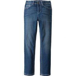 """Dżinsy Slim  Fim bonprix niebieski """"stone"""". Niebieskie jeansy męskie slim bonprix. Za 79,99 zł."""